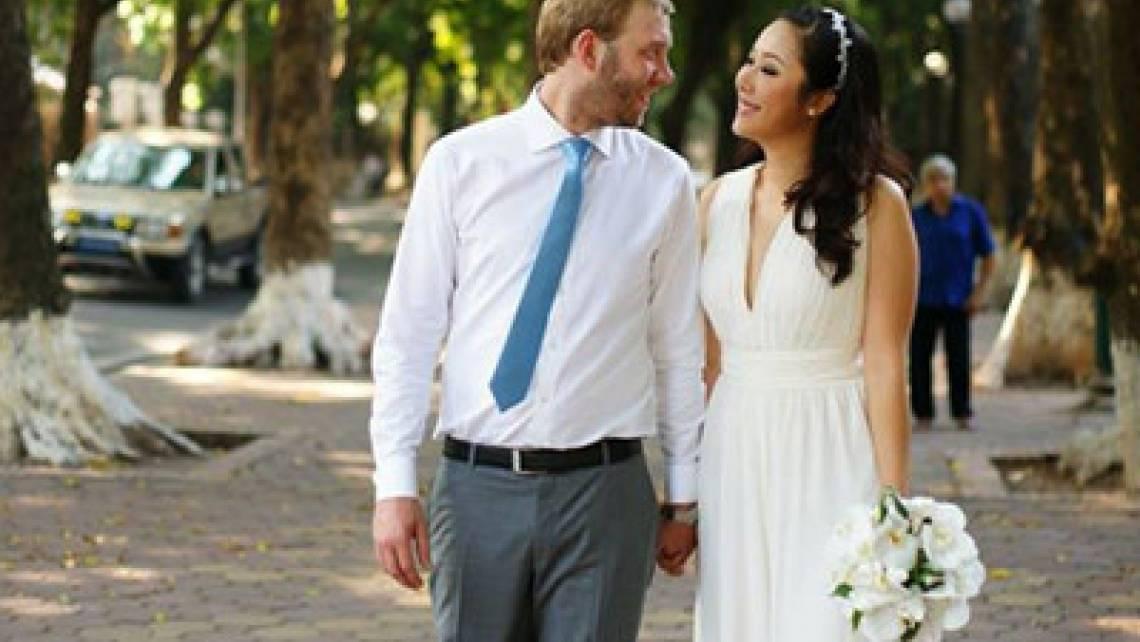 Hướng dẫn chi tiết thủ tục kết hôn với người nước ngoài