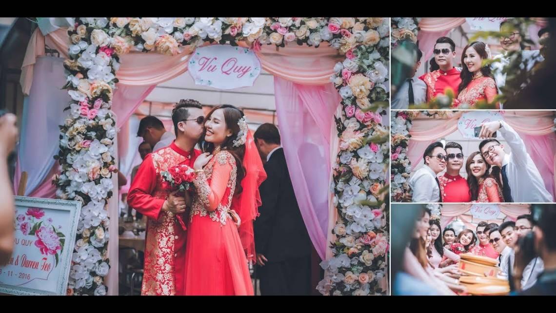 Quay MV phóng sự cưới: Những điều cần lưu ý